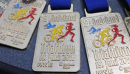Zu den Prämien des indeland Triathlon